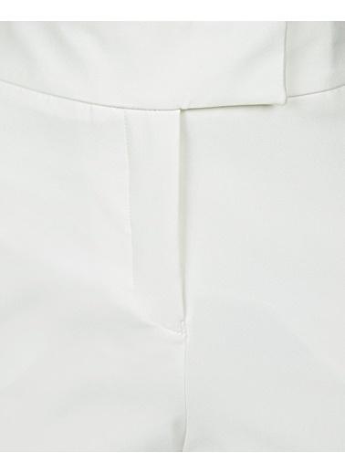 Damat Klasik Pantolon Ekru